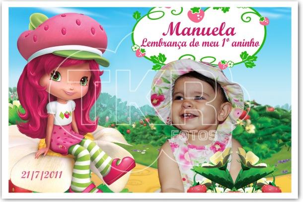 Ima Moranguinho Manuela 1
