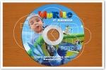 Convite DVD Filme RIO disco