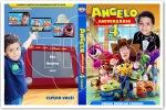 Convite DVD Toy Story capa