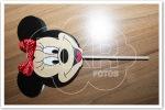 Convite Pirulito Minnie 2