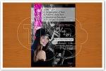 Verso Convite DVD