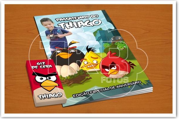 Passatempo Angry Birds